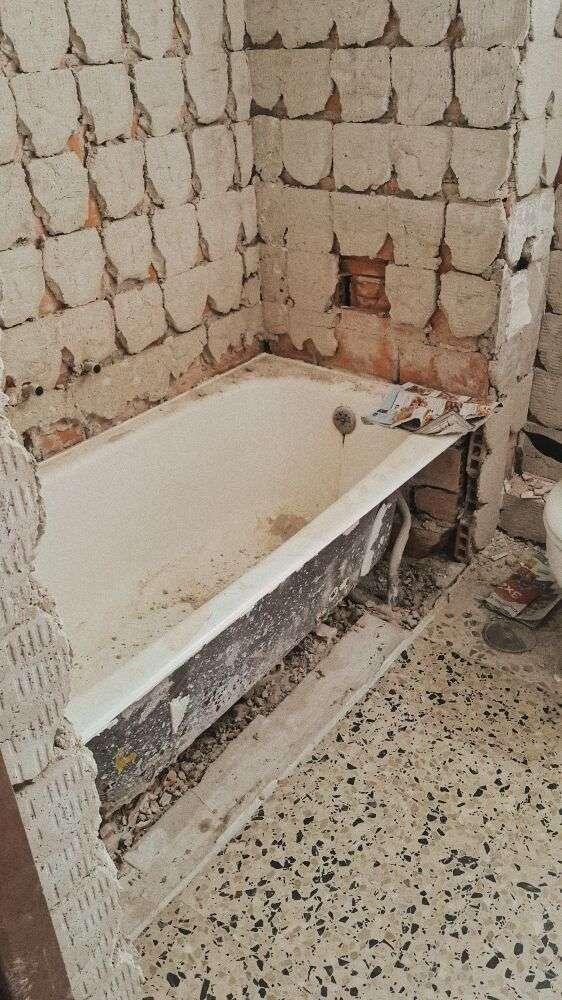 cambio de bañera por ducha 24h